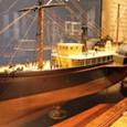 """BY BECKY SHEASBY If you hear loud shouts like """"avast, me hearties"""" ringing through the air, it's probably coming from Waterloo Region Museum's newest exhibit, Odyssey's Shipwreck! Pirates and Treasure...."""