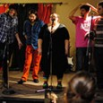 "BY CASEY SCHELLENBERGER What slam poetry is varies from person to person, even between Kitchener-Waterloo Poetry Slam organizers Henry C and Janice Lee. ""It's a political venue to rhythmically say..."