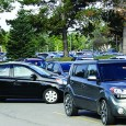 BY SARA SASILA Parking at Conestoga College is a big headache for students and they aren't happy about it. The parking lots have become more of a battlefield than anything...