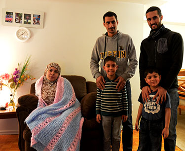 Syrian refugees finding new home in Canada