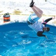 By SEAN MALINOWSKI With freshly fallen snow,blue skies and a brisk -16C outside with the windchill, the day was perfect forCondors to jump into a poolfull of icy water for...