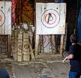 BY MARISSA CUDDY Axe throwing makes it possible to relive your action film dreams. The Backyard Axe Throwing League (BATL) started in 2006 in a backyard in Toronto. It began...