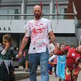 BY BRANDY FULTON Kitchener City Hall was filled with everything gory and grotesque for the fifth annual KW Zombie Walk and Halloween Expo on Oct. 1. From Elsa the Disney princess,to Pennywise the dancing clown,...