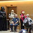 BY JAMES WELLS Waterloo Regional Police were joined by friends, family and members of the Galactic Empire for the annual Cops for Cancer event on Oct. 1. The local fundraiser was hosted by the Canadian Cancer...