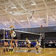 BY MELODIE LARIVIERE The Condors had their second women's volleyball match of the season on the new rec centre's courts, against the Georgian College Grizzlies on Oct. 12. Brad McClure,...