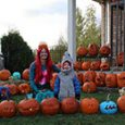 BY SHARON SAMUEL How many pumpkins did you carve for Halloween? One, two? Meet the woman who made 100 jack-o'-lanterns to raise money for charity. Kara Klypycz, 39, of Cambridge,...