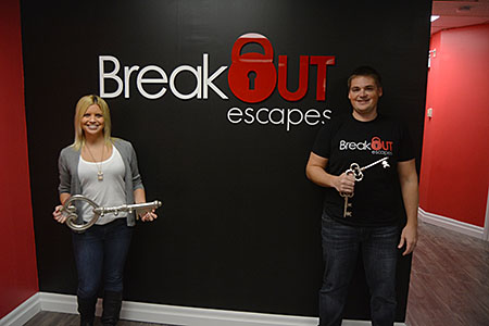 Escape Room Employee Pay