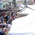 "BY DEANNA ROLLINS Driving into Elmira, home of the ""World's Largest Single Day Maple Syrup Festival,"" you see horse-drawn buggies lining the sides of the main road, with Mennonites selling..."