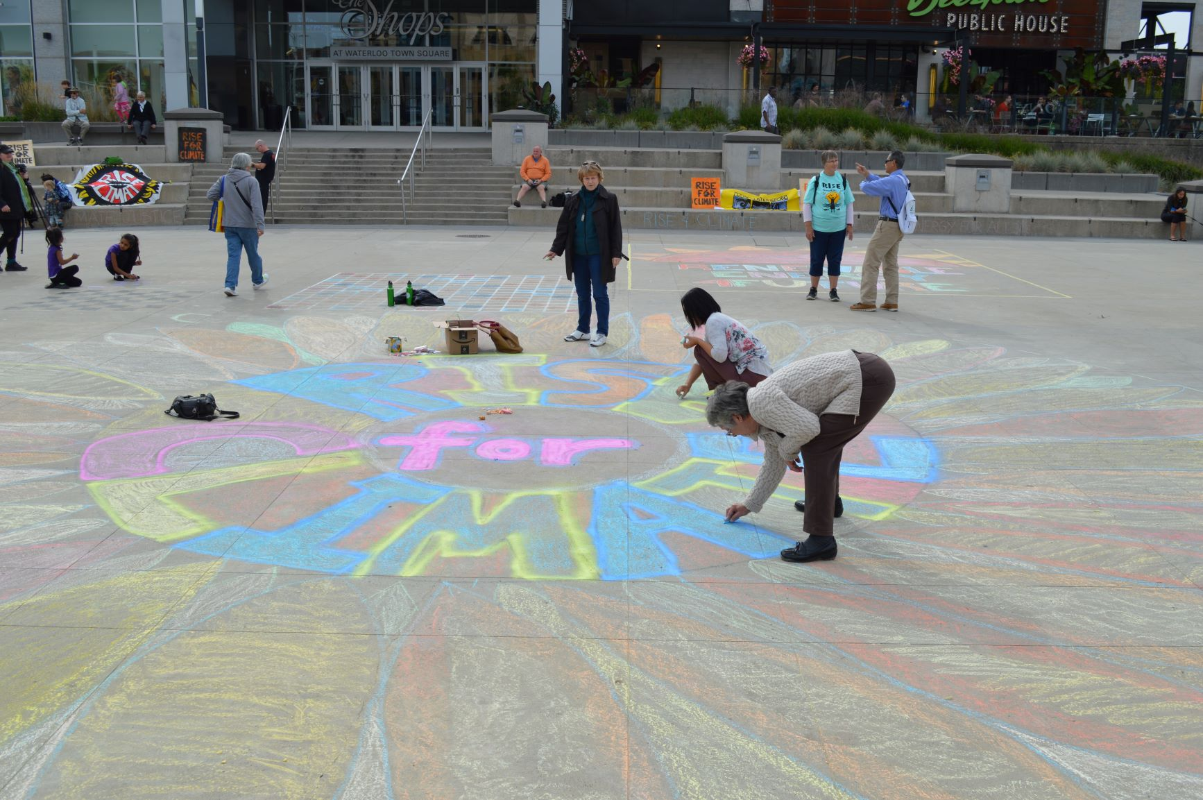 By Darick Charbonneau, Spoke News Hundreds of people turned out on Sept. 8 for Rise for Climate, an international display of protest and calls for change that saw over 900 different actions in 91 countries across all seven continents. The Waterloo Region Citizens' Climate Lobby and the Waterloo Region Labour Council, among others, in conjunction with 350.org, partnered to bring local activists and speakers together to demand change and accountability from our elected representatives to...