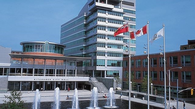 It's been 25 years since Kitchener City Hall opened its doors.