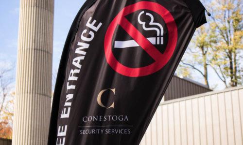 Conestoga College bans the use of recreational marijuana on campus
