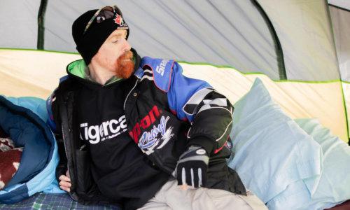 VIDEO: Cambridge man raising awareness for the homeless across Ontario