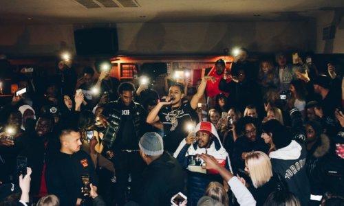 Local artist making a splash on Canada's hip-hop scene