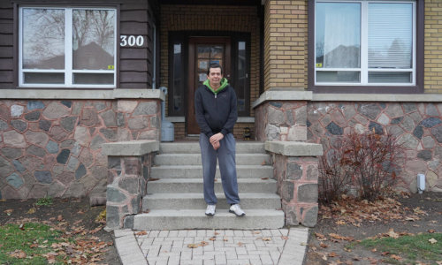 Kitchener man describes drug use, threats at new emergency overflow shelter